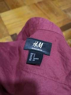 H&M short sleeve