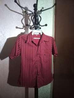 Strip shirt #GayaRaya
