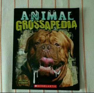 Animal Grossapedia by Scholastic