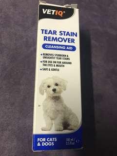VETIQ Tear stain remover 清潔涙痕