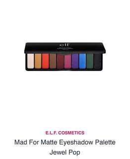 [Preorder] e.l.f. Eyeshadow Palette