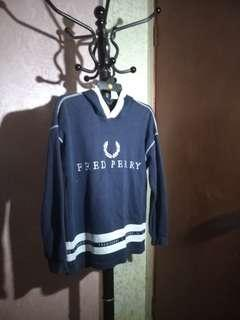 Fred Perry Hoodie #SnapEndGame