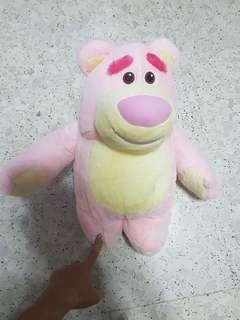 Lotso Toy Story Plushie
