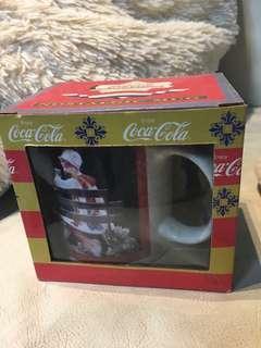 可口可樂紀念杯