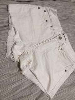 🚚 Pull & Bear High Waist Shorts
