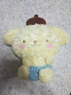 Pompompurin Soft Toy Plushie
