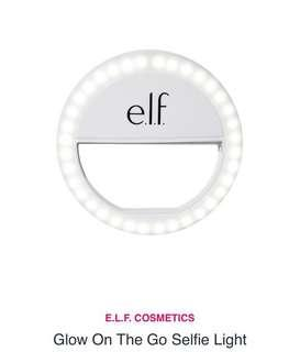[Preorder] e.l.f. Glow on the go Selfie Light