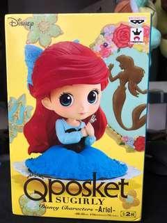 迪士尼 Qposket Disney Sugirty Ariel