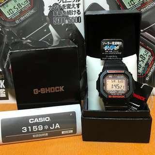 ⛩LAST PIECE⛩ Casio G-Shock GWM5610R-1JF (Japan Domestic Model) GWM5610 🤗🤗🤗 GW M5610 🤗
