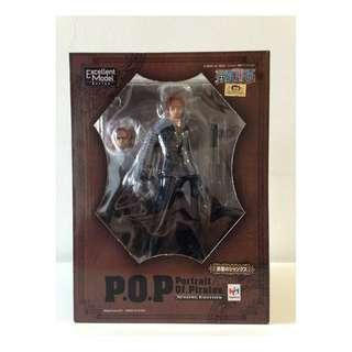 Price down :OnePiece Official Shanks Figure