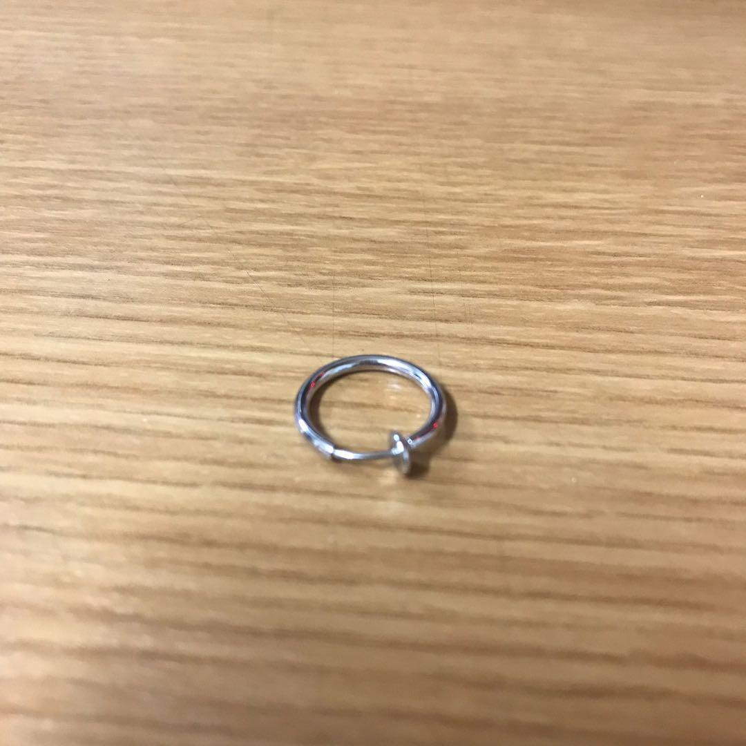 日本簡約耳夾 耳環