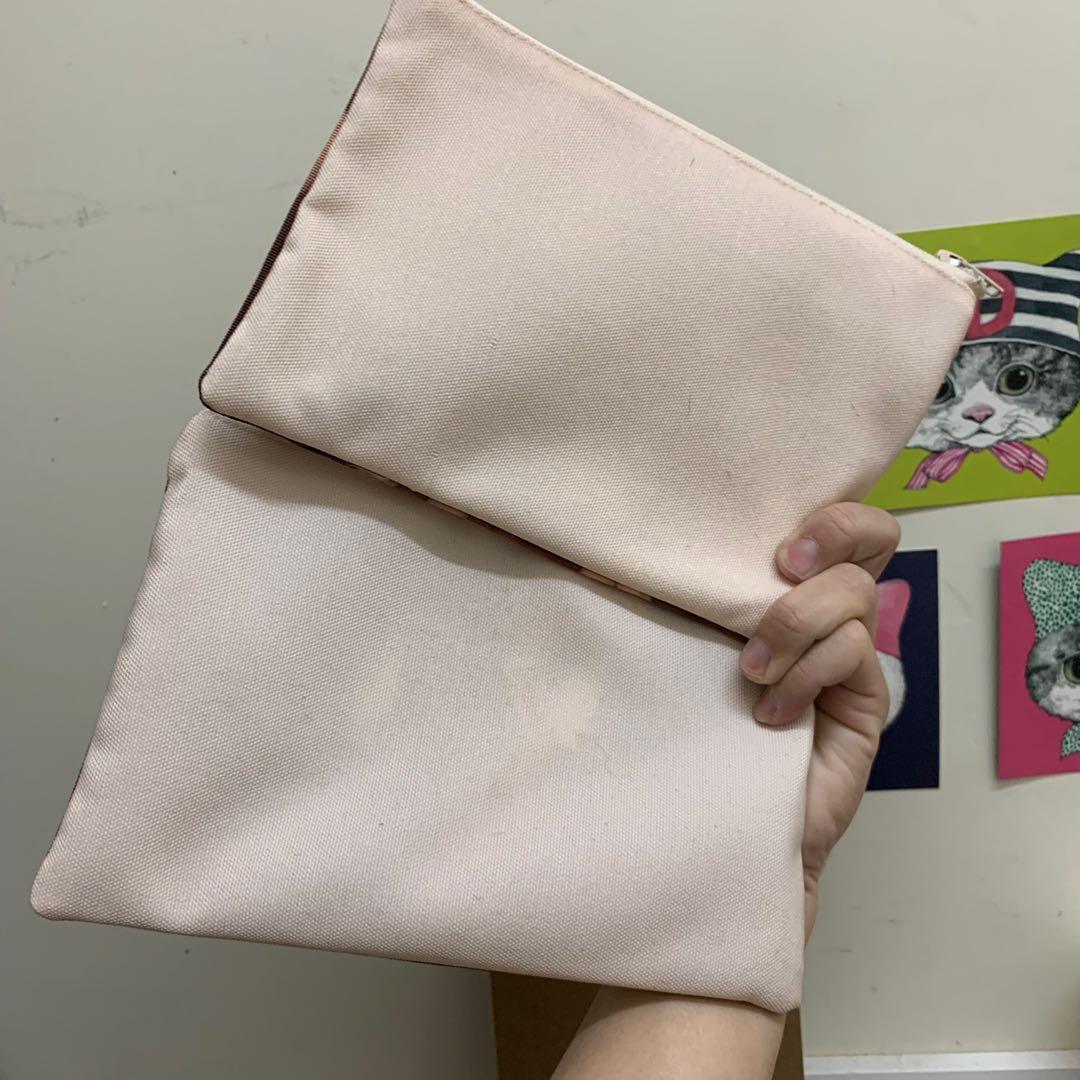 人面筆袋 雜物袋化妝袋 $20個 只限順豐郵寄