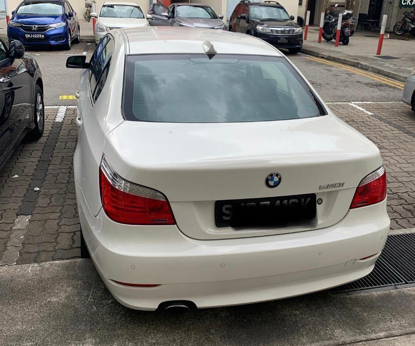 🇸🇬🚘🇸🇬🚘🇸🇬🚘🇸🇬🚘🇸🇬🚘🇸🇬🚘 BMW E60 520i *_RM 6 500_*  COLLECT JB  KERETA/MOTOR SINGAPORE UNTUK SPARE PART TIADA GERAN/TIADA TUKAR NAMA/TIADA SURAT