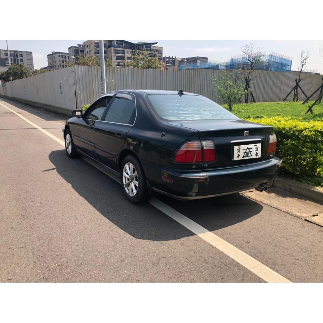神車 本田K7美規2.2CC很有力好開喔! 功能正常 可長途唷 只要3萬6!機車價唷