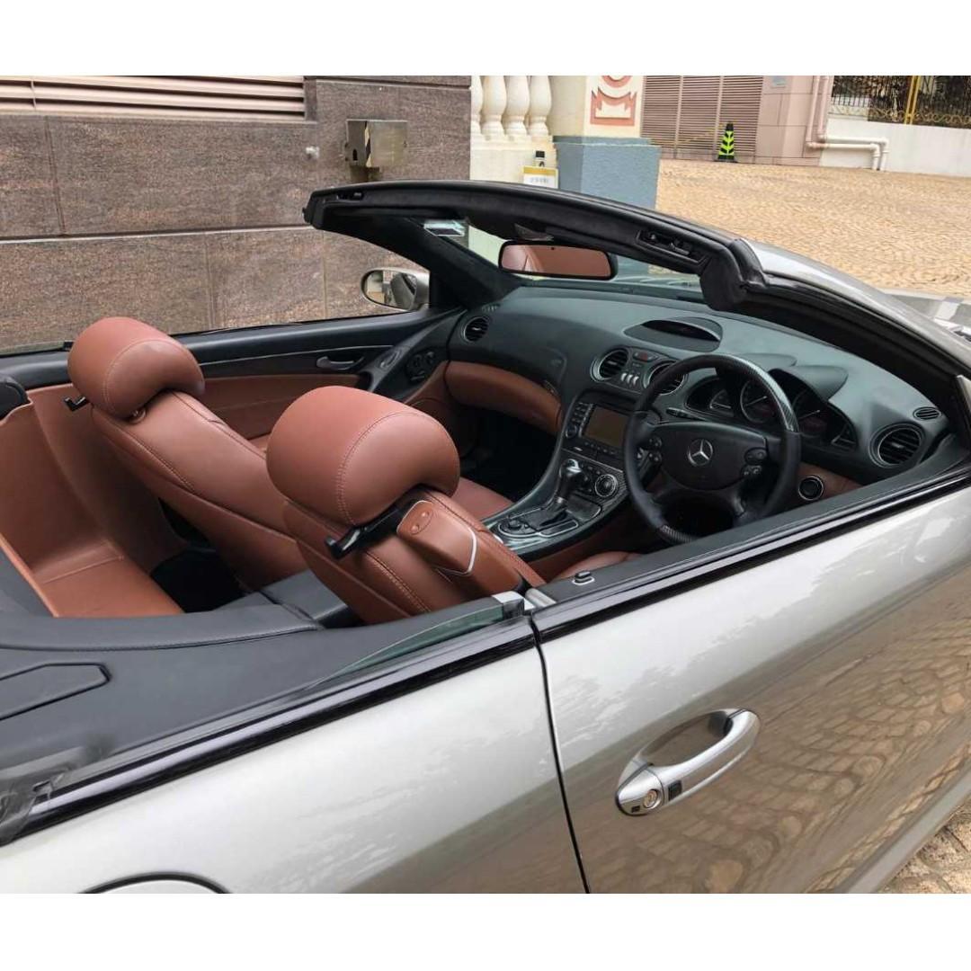 Mercedes Benz SL500 FL
