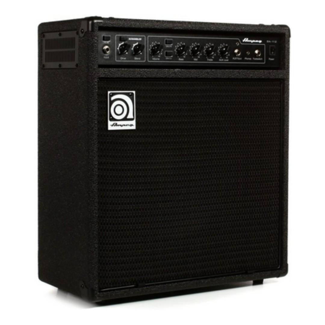 Ampeg BA-112V2 75W Bass Combo Amplifier