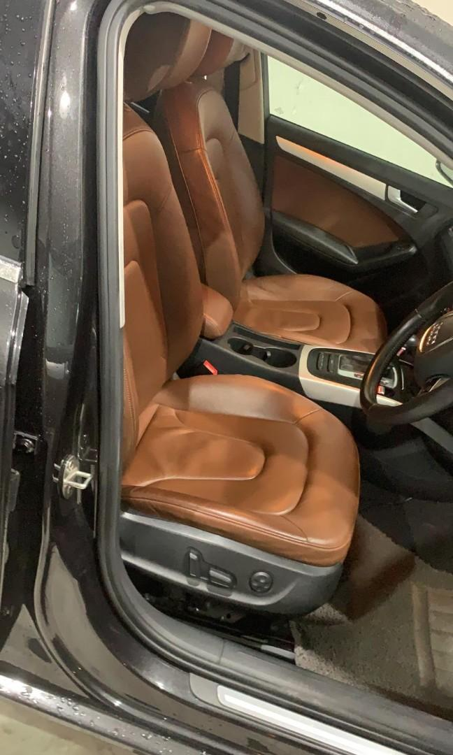 Audi A4 for rent