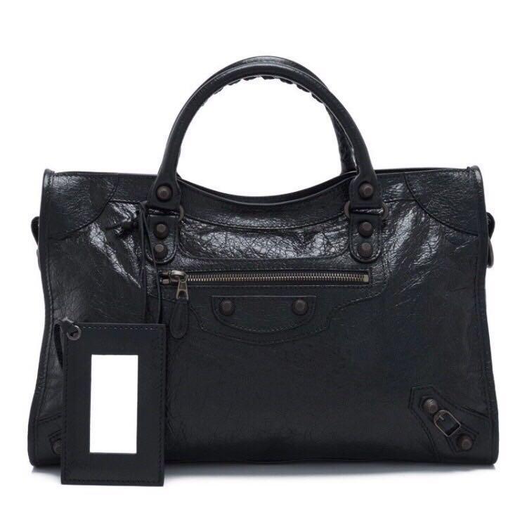 7c91d5a77a Balenciaga City Giant 12, Women's Fashion, Bags & Wallets, Handbags ...