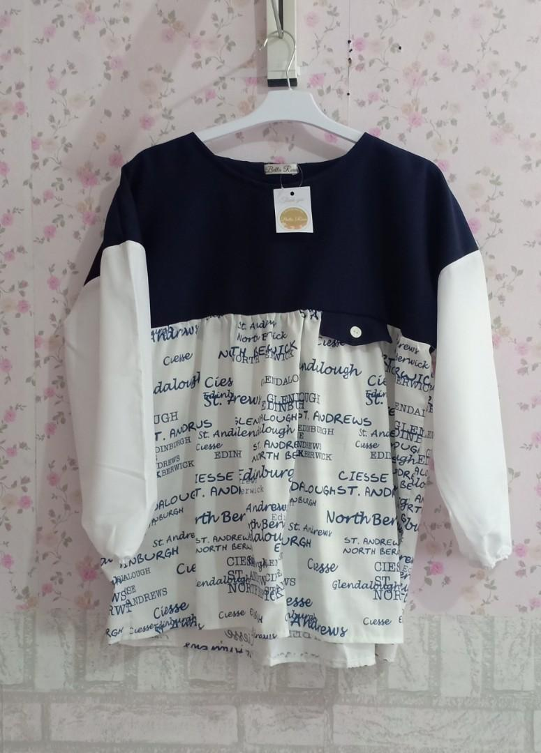 BLOUSE BELLAROSA NEW WITH TAG