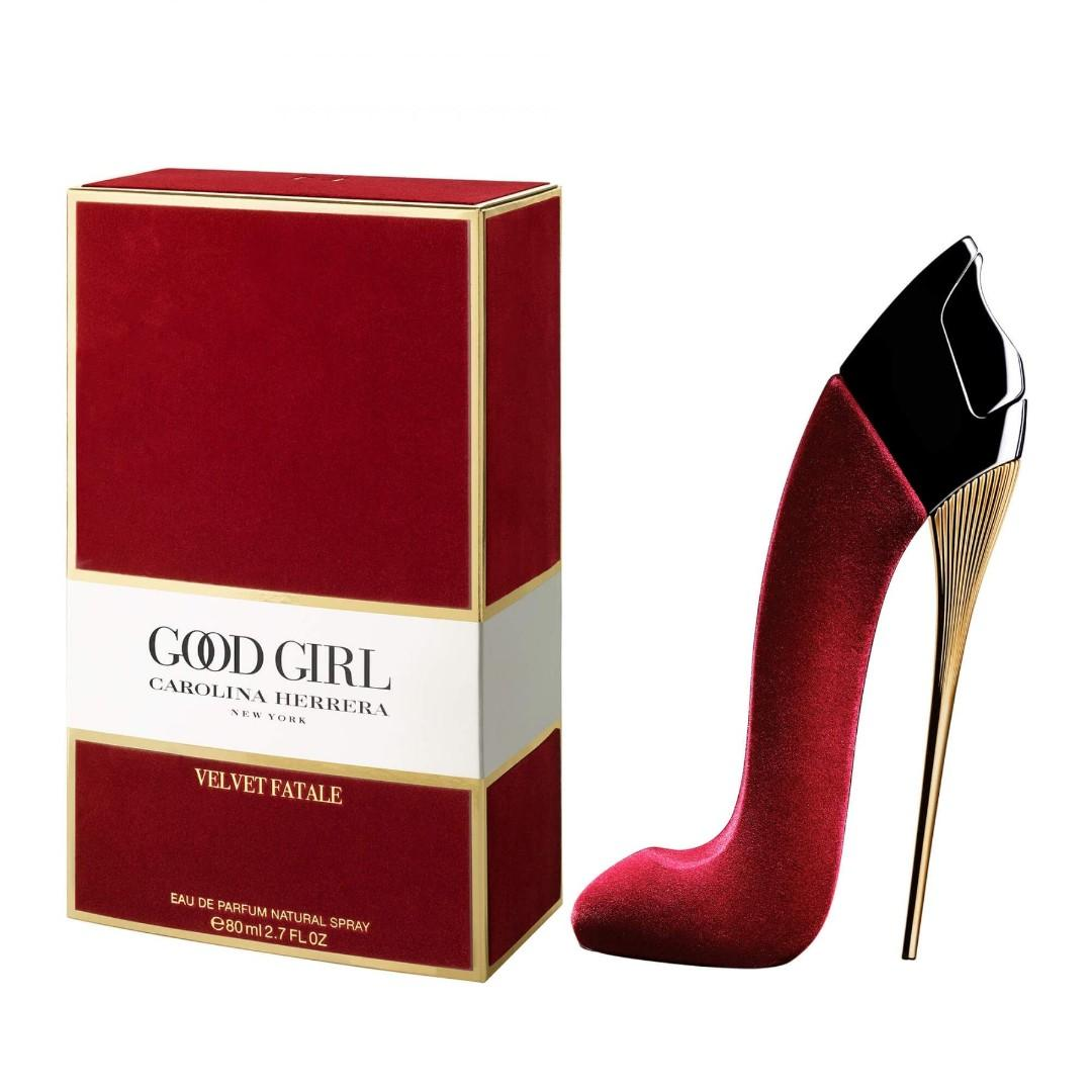 Carolina Herrera Good Girl Velvet Fatale Collector Edition EDP 80ML