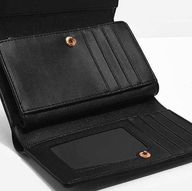 Charles and Keith Front Flap Wallet