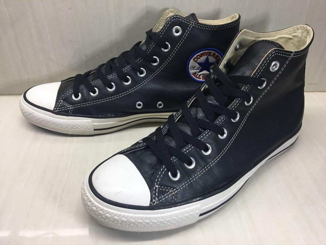 51573bdde64e41 Converse Leather Chuck Taylor CT OX on Carousell