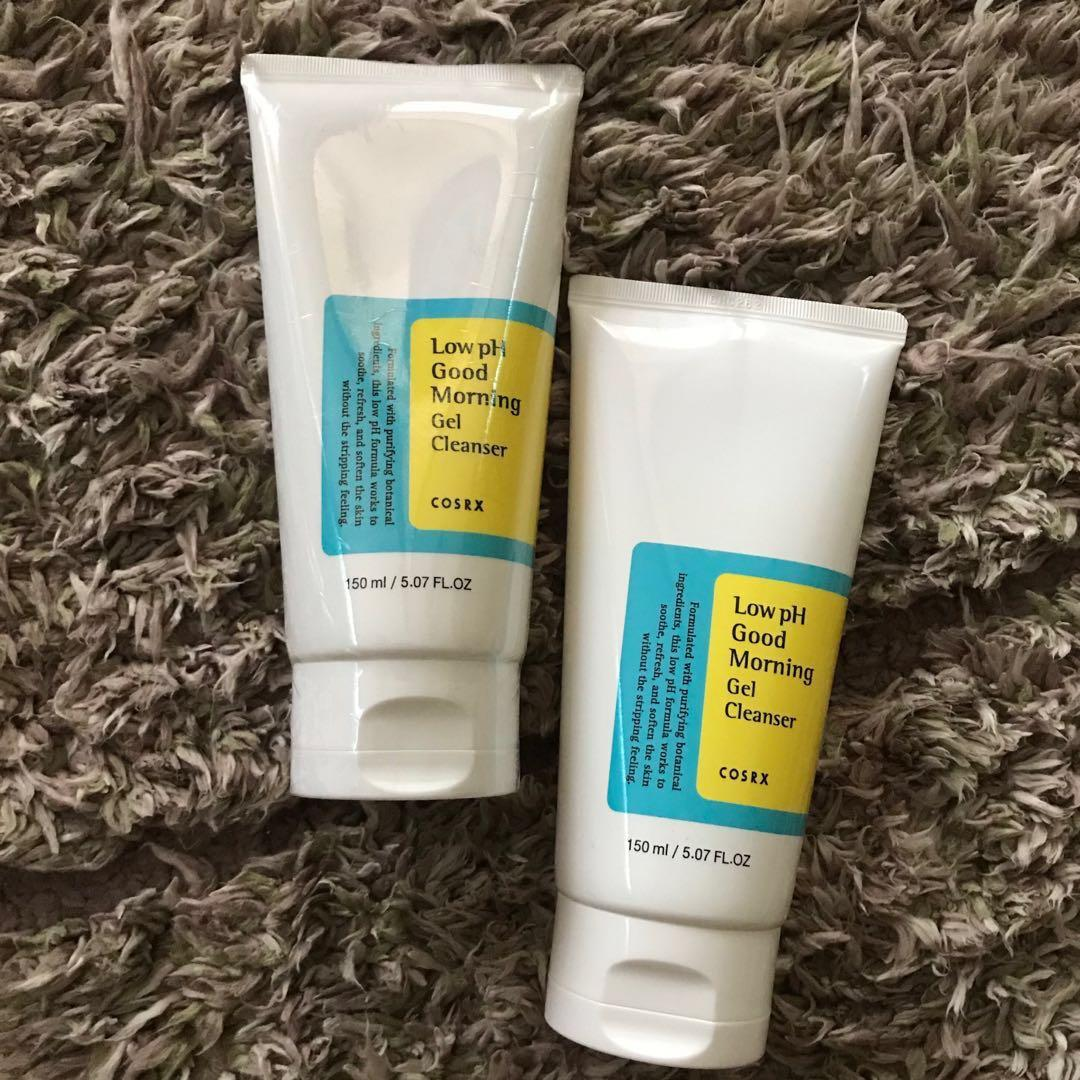 COSRX Low pH Good Morning Gel Cleanser LIMITED!