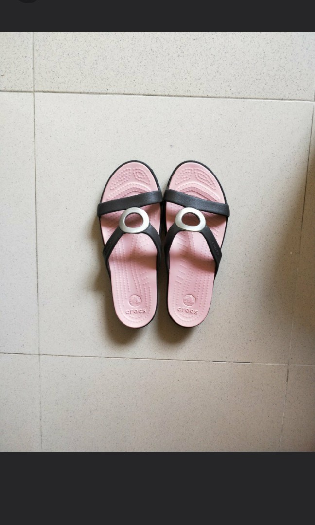 09ac681e545 Crocs Women s Sanrah Sandals