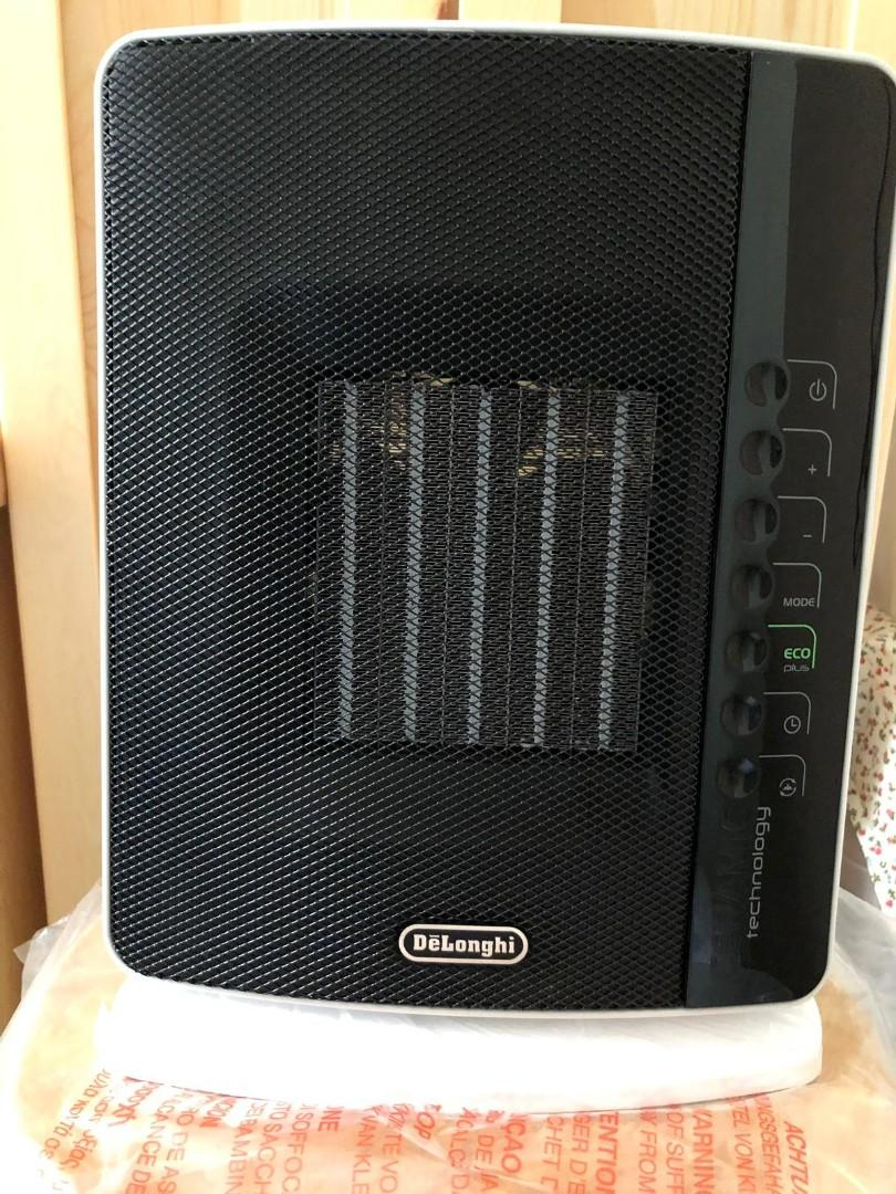 Delonghi 陶瓷暖風機 ceramic fan heater