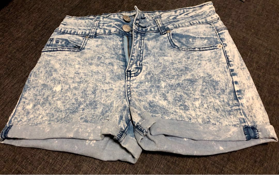 729f806c7e Denim Shorts, Women's Fashion, Clothes, Pants, Jeans & Shorts on ...