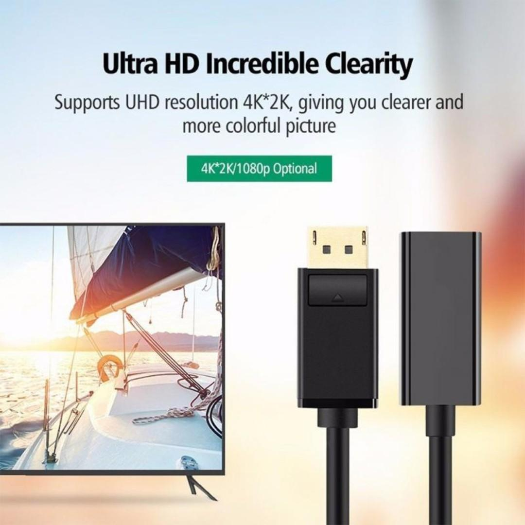DP to HDMI Adapter