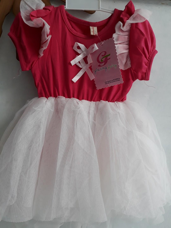 Dress anak hongkong rok tutu