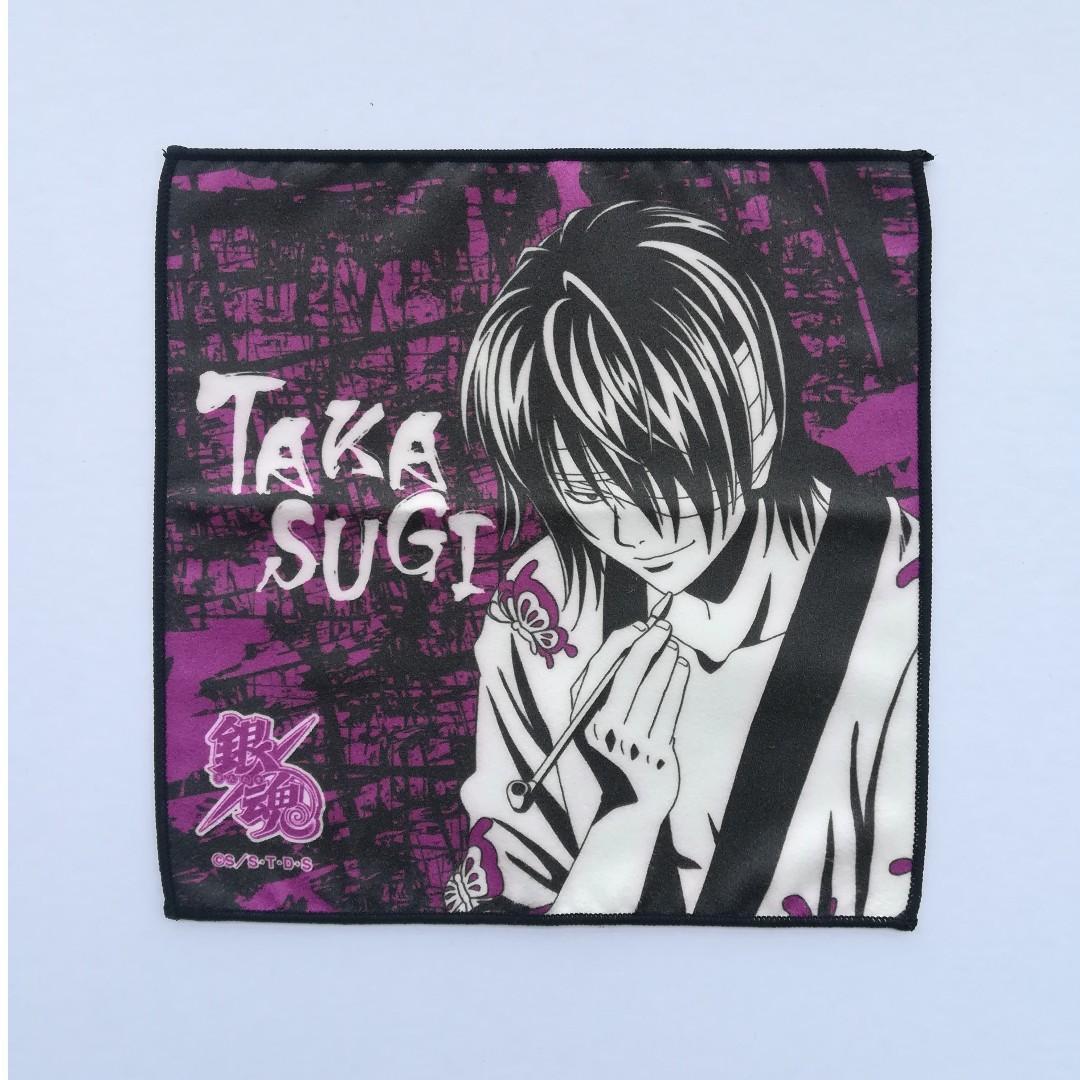 (Exclusive) Gintama - Takasugi Shinsuke - Mini Towel