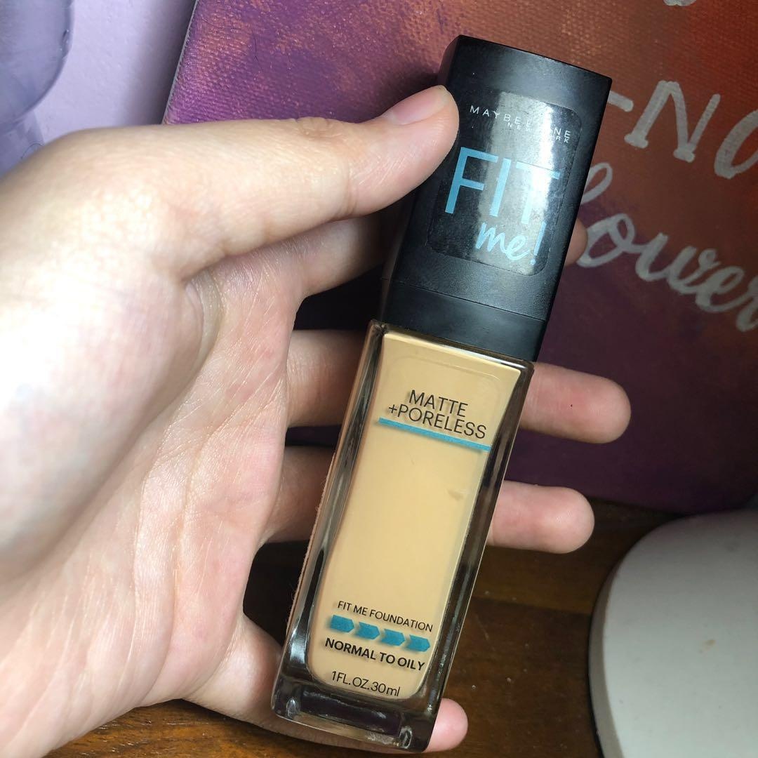 FOUNDATION MAYBELLINE [original matahari]