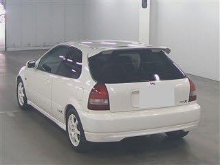HONDA CIVIC TYPE-R 1999