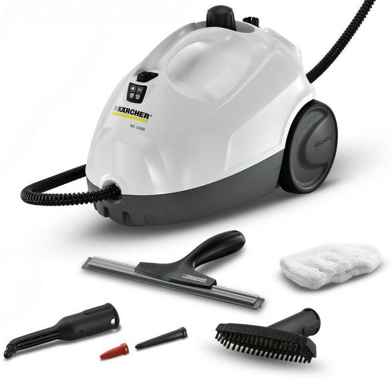 karcher steam cleaner SC 3000
