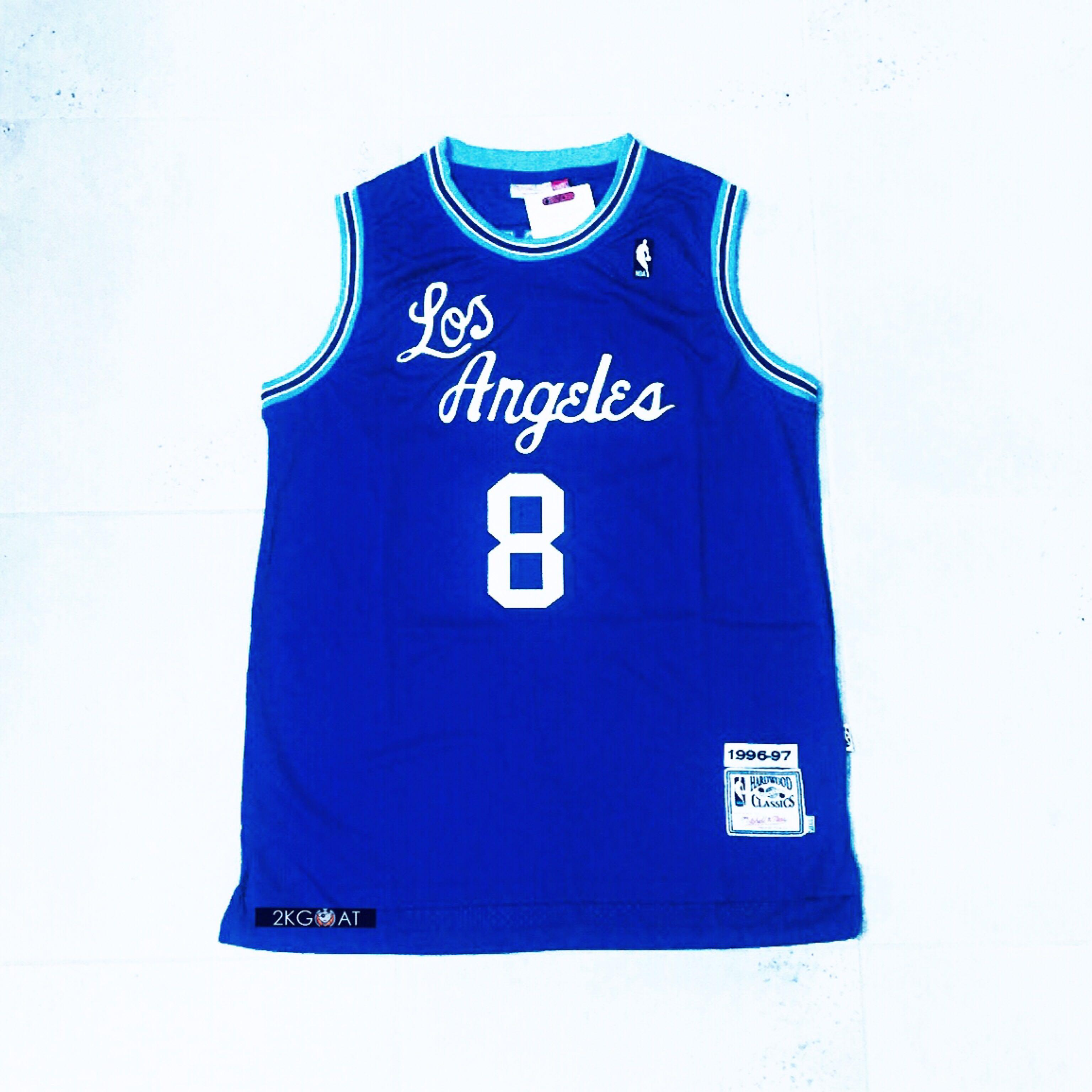 quality design e1e12 a53d0 Kobe Bryant Retro LA LAKERS NBA Jersey, Men's Fashion ...