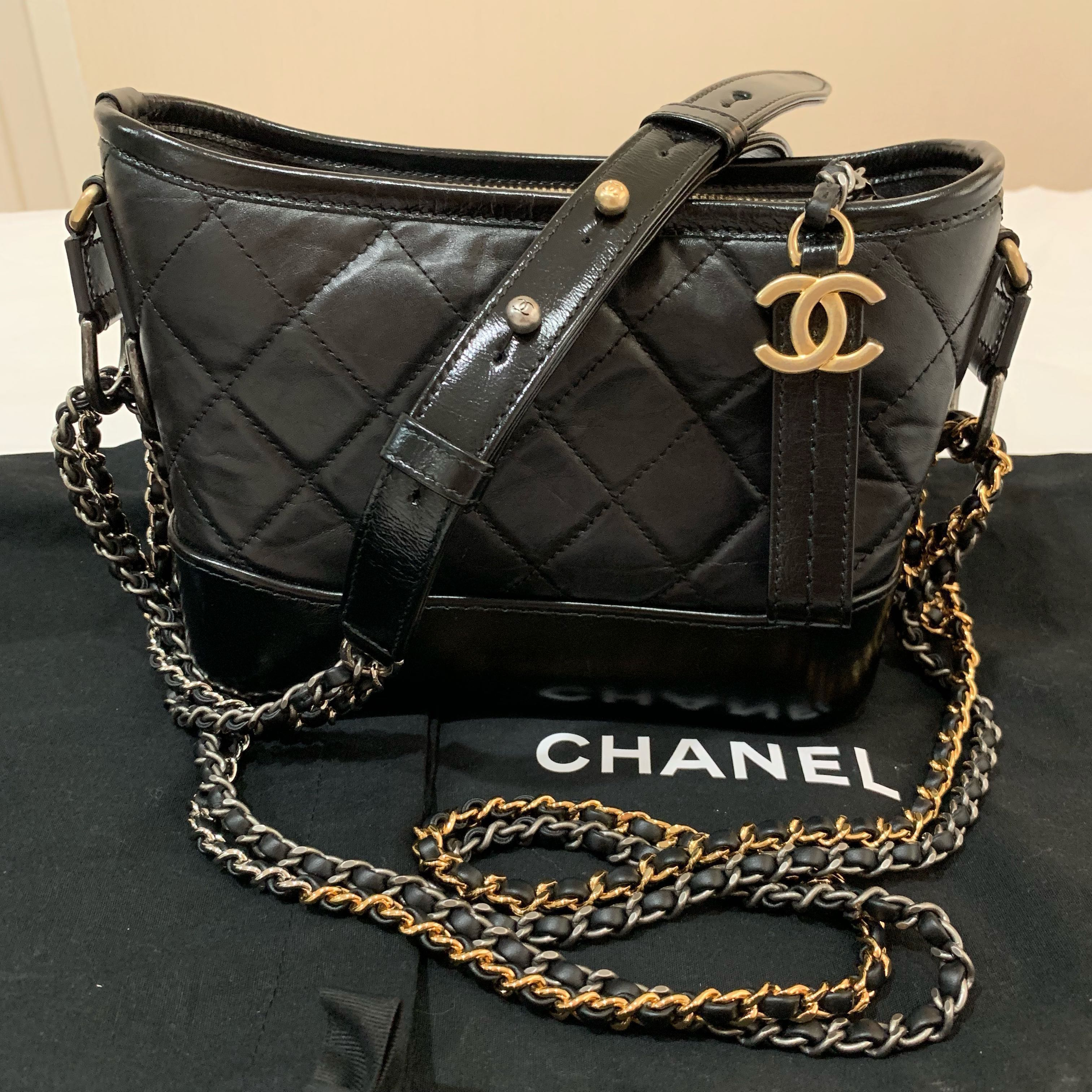 ac045c77dc2748 🔥Last to 2 days to grab it🔥Chanel Bag Gabrielle Small Series 25 ...