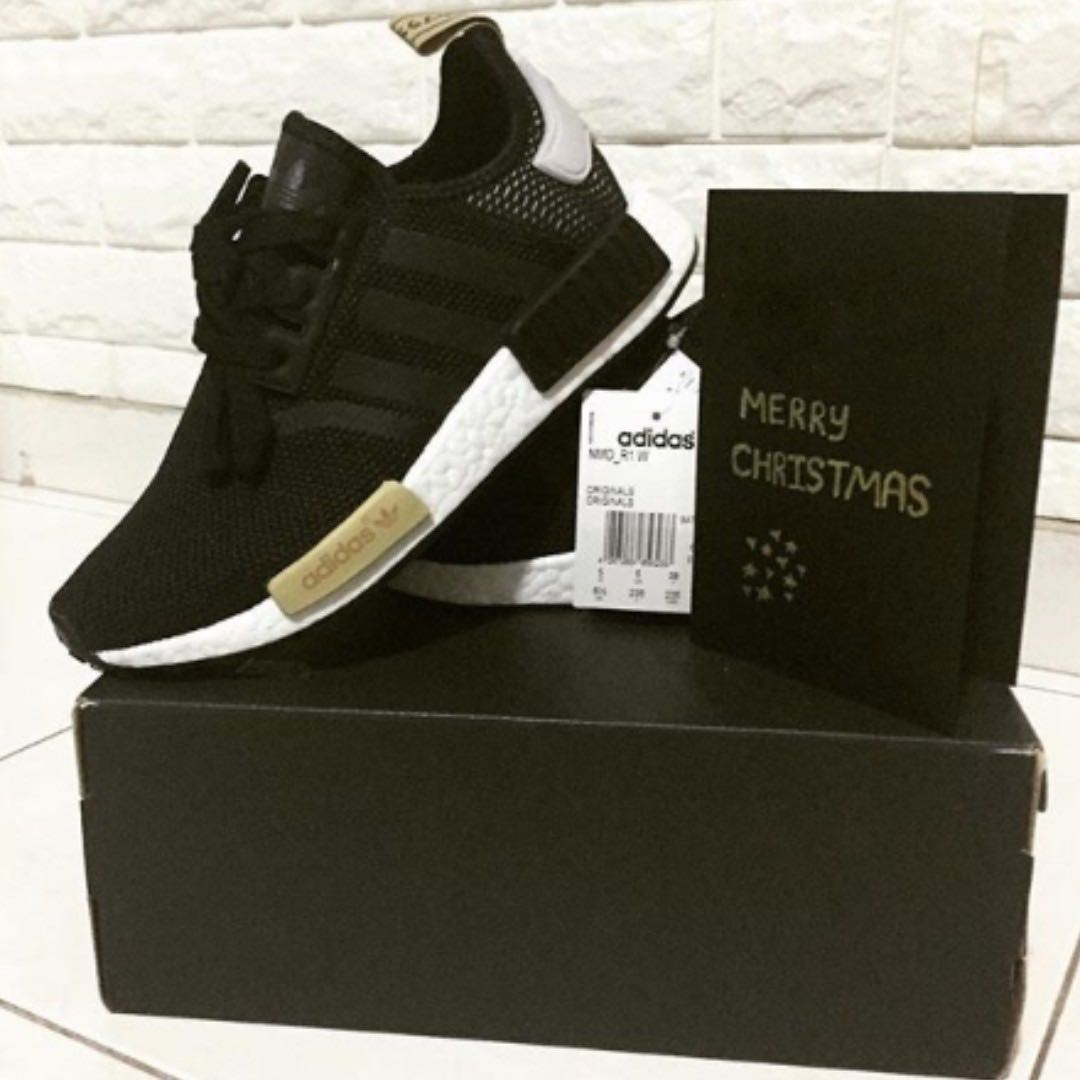 Limited Edition Adidas NMD R1 W (CORE