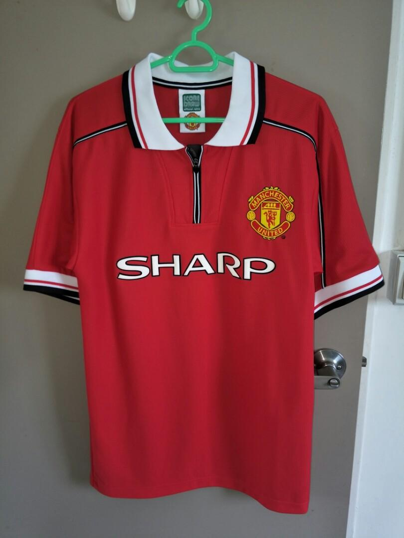 Manchester United Retro Jersey