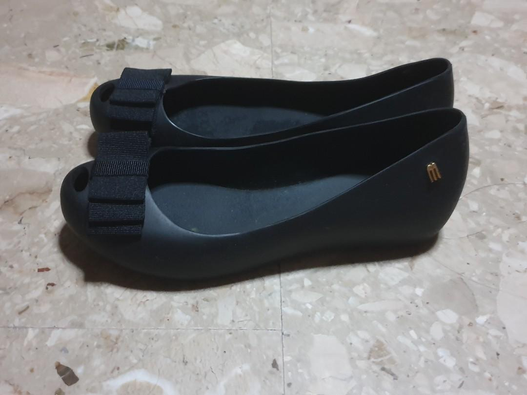 Melissa Black Shoe, Women's Fashion