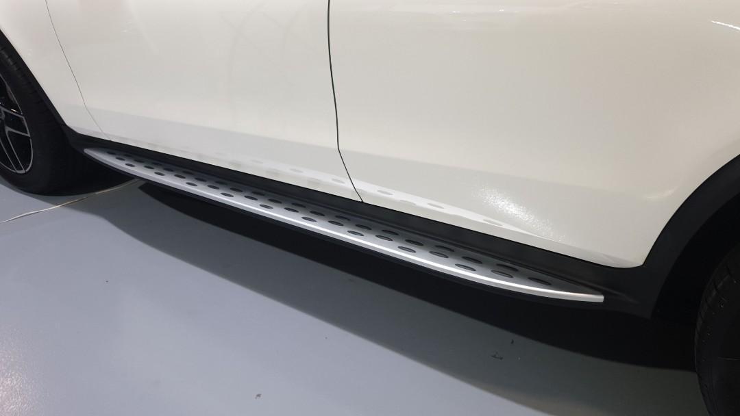 Mercedes GLC side step