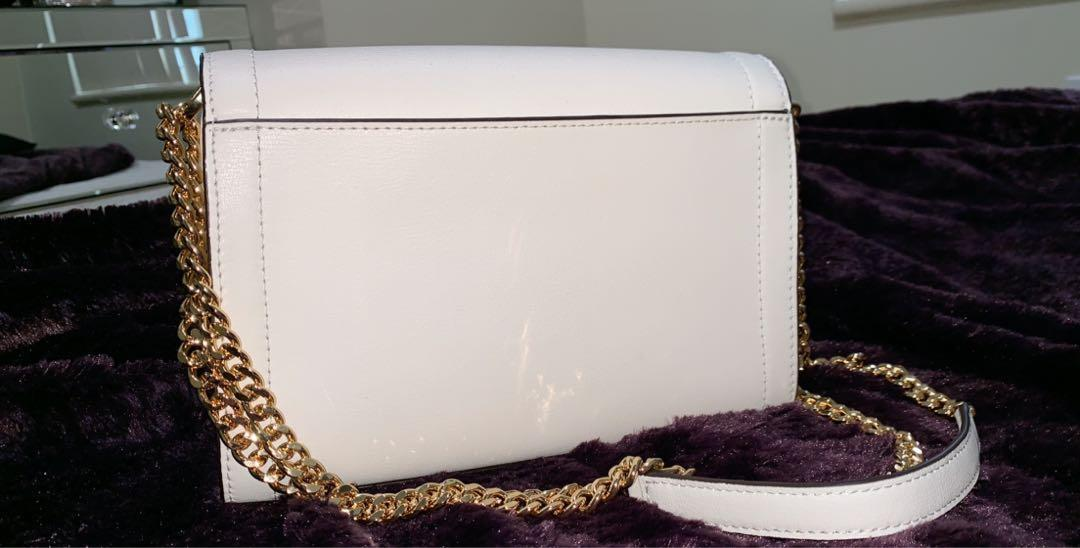 Michael Kors Kinsley Bag in White
