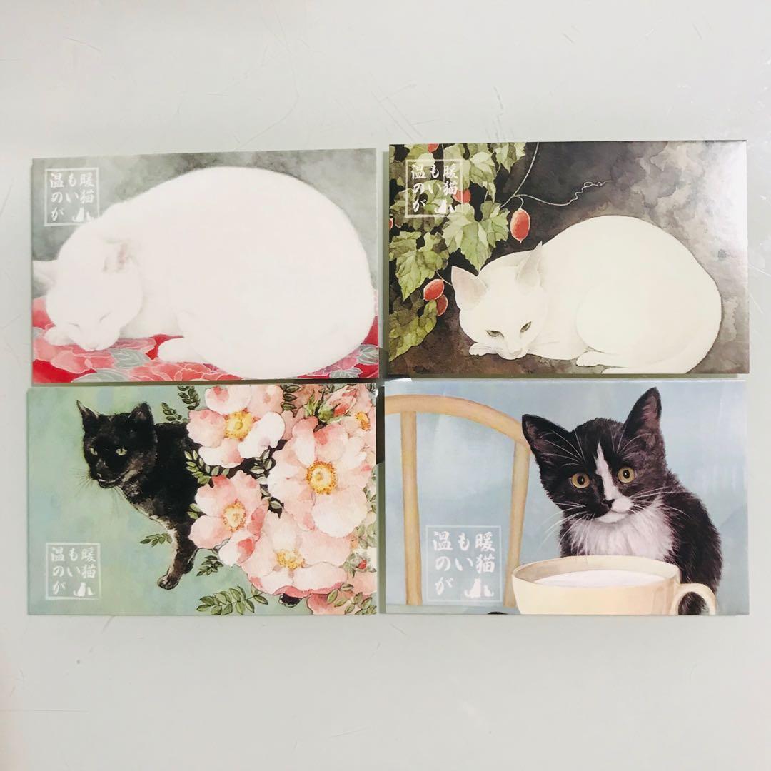 現貨🐱貓國小物🇯🇵MINI GREETING GIFT CARD POSTCARD 日本迷你卡 名信片 賀卡 心意咭