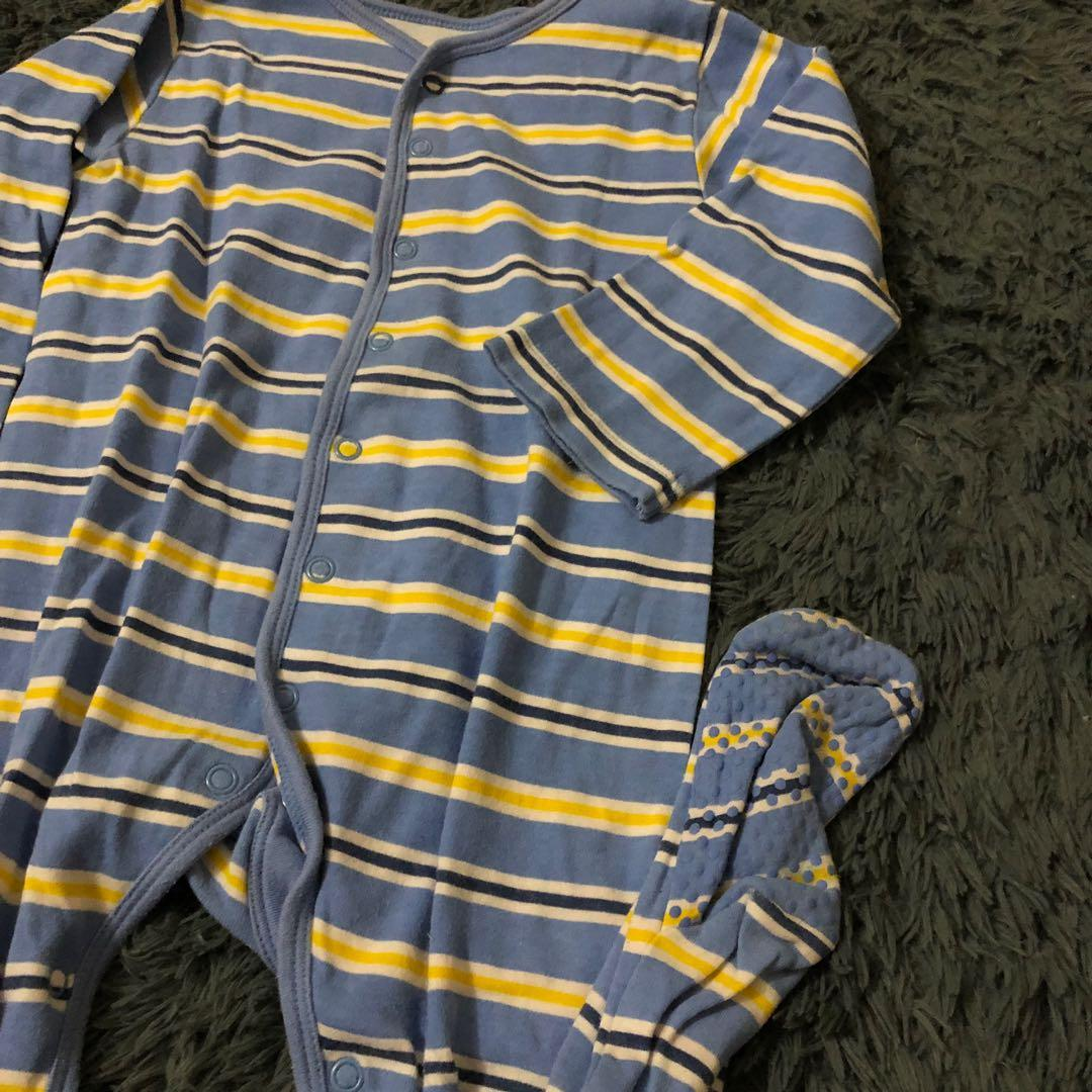 Mothercare Sleepsuit Long sleeve