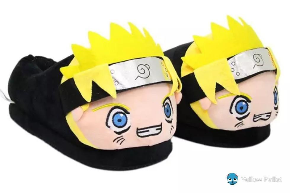 Naruto night slippers
