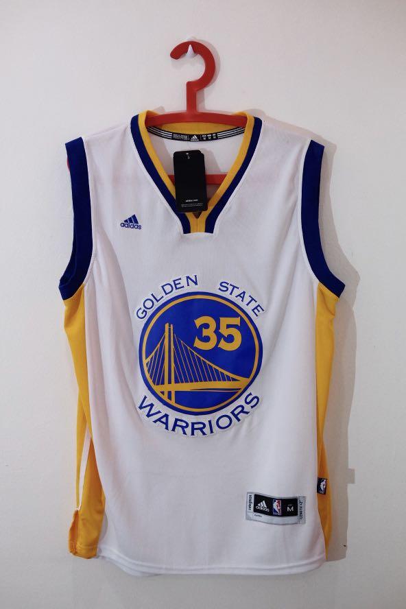 official photos 49bc5 d11b4 NBA Replica Jersey #35 Kevin Durant Warriors