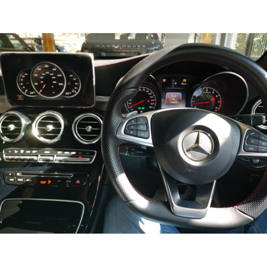 New Recond MERCEDES-BENZ GLC43 3.0 AMG Turbo PREMIUM PLUS GLC 43