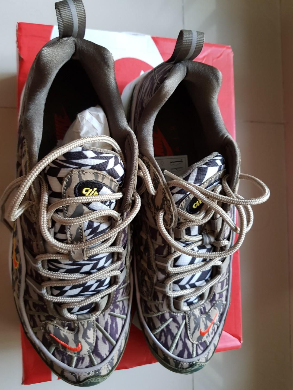 quality design 2d145 bc816 OFFER]NIKE AIR MAX 98 AOP HYPEBEAST, Men's Fashion, Footwear ...