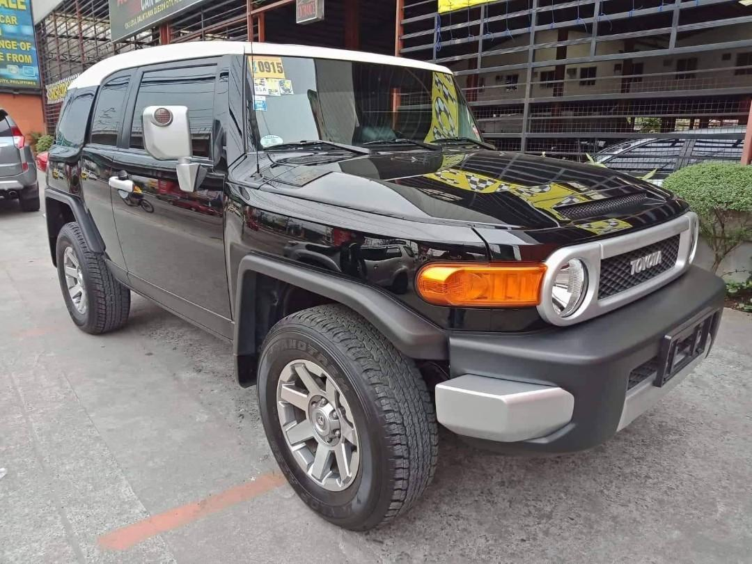 (No Issues!!) 2016 FJ Cruiser AT (4L Gasoline Engine) CASA Maintained